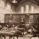 Second Chapel as LIBRARY