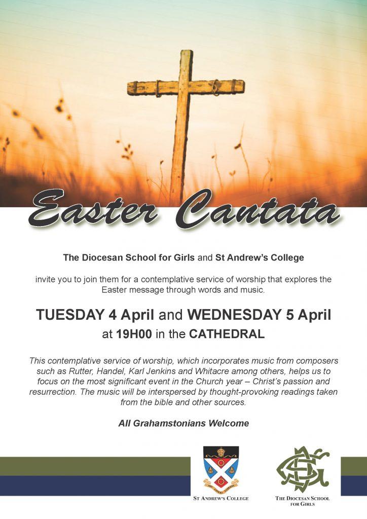 Easter Cantata 2017