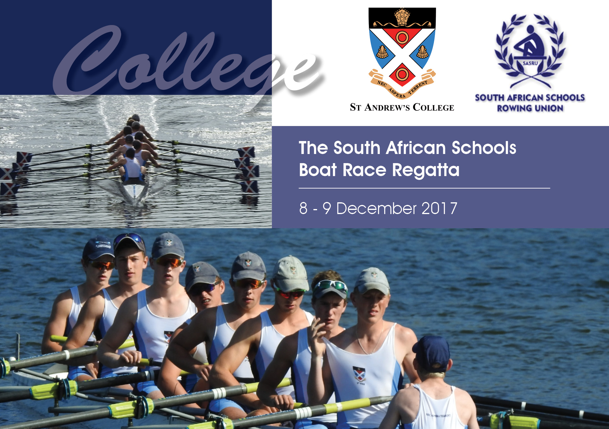 2018 Boat Race Banner for Advertising Letter (LT)