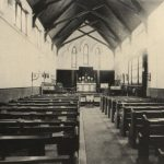 Second Chapel (taken from the back of the chapel)