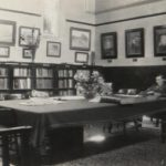 The story of The Cawse Library from 1931