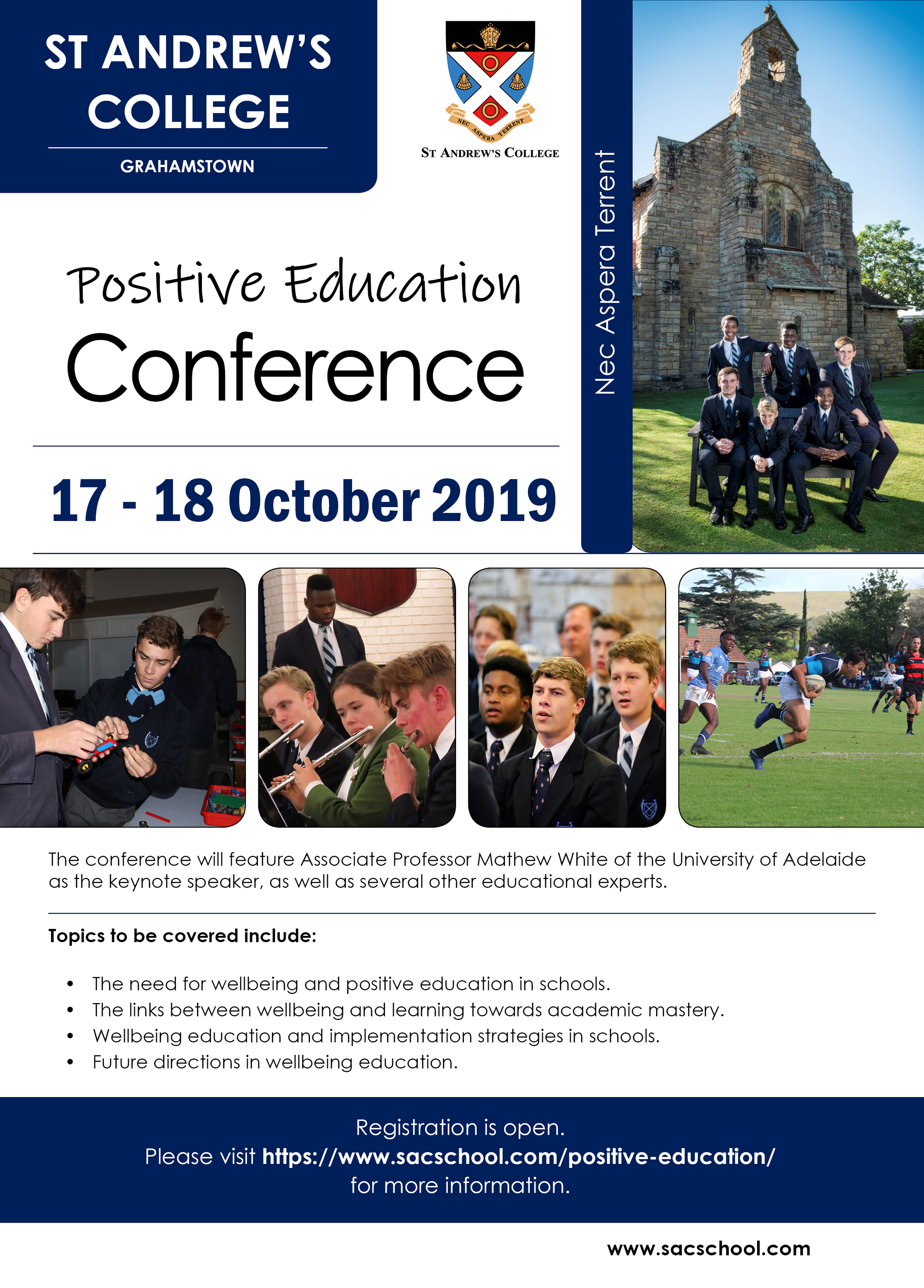 Positive Education Conference