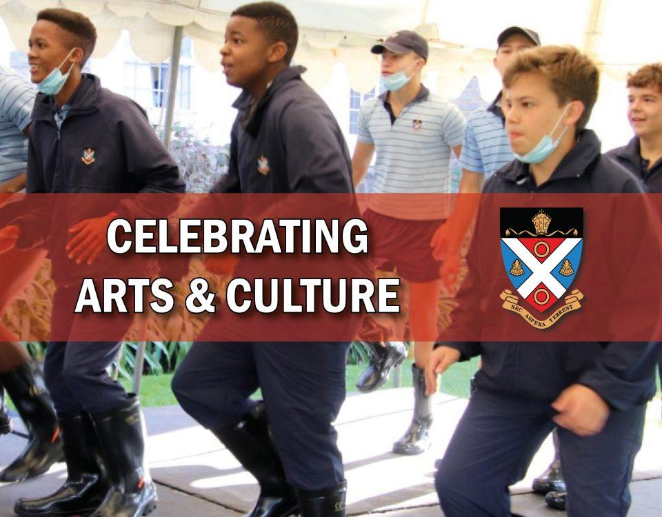 Gumboot dancing - St Andrew's College
