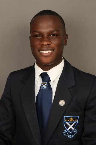 Ayomideji Israel-Akinbo Silver Standard of the President's Award - St Andrew's College