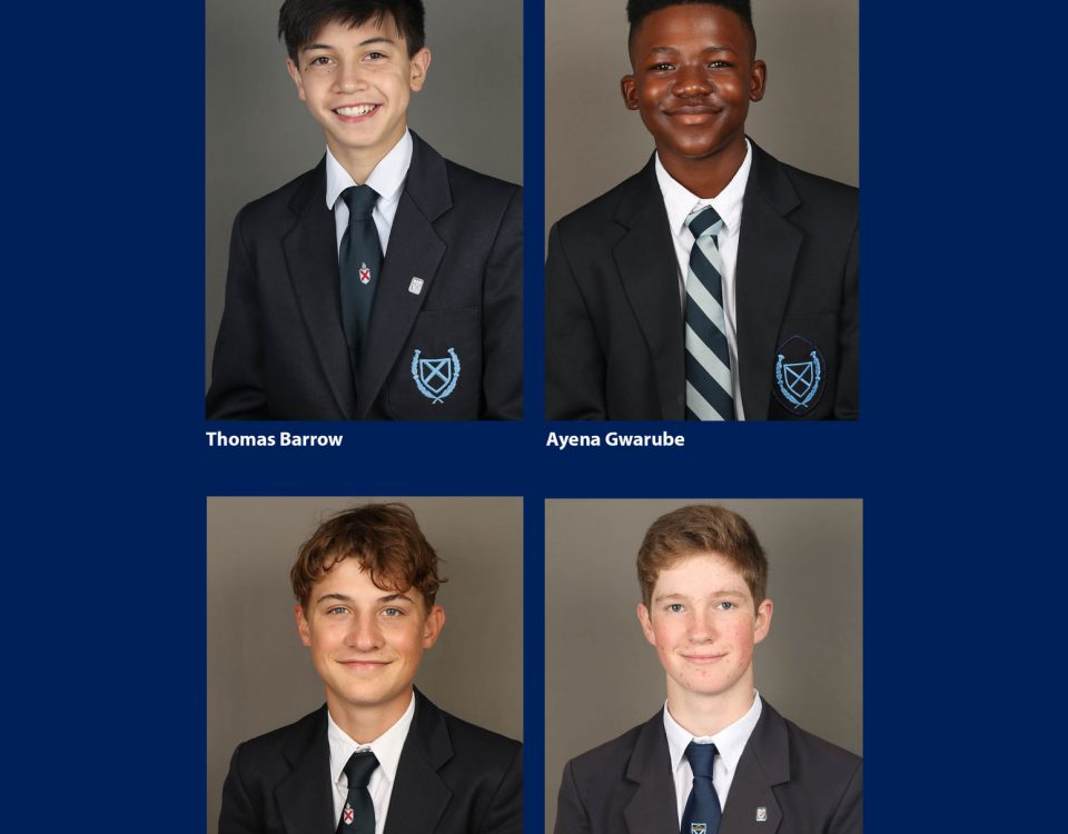 Presidents Award Bronze Standard - St Andrew's College