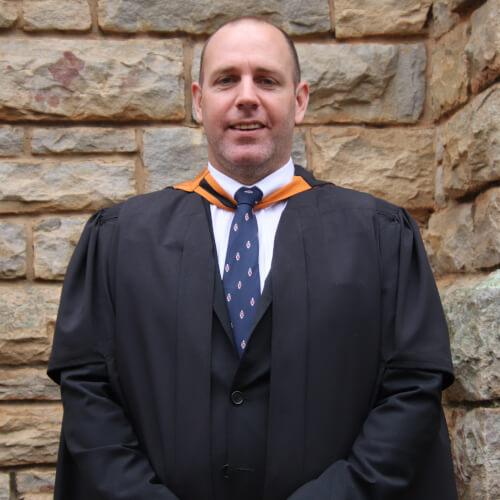 Jonny Mallett - St Andrew's College